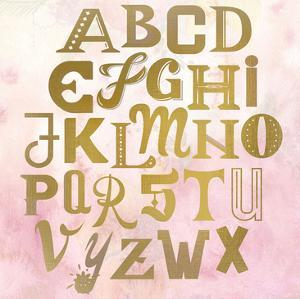 ABC Pink by Kimberly Allen