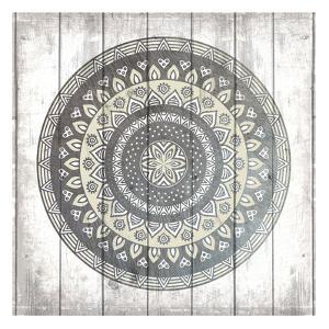 Aged Mandala 1 by Kimberly Allen