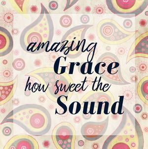 Amazing Grace Paisley by Kimberly Allen