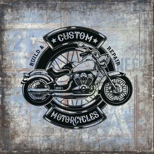 American Motorcycle 3 by Kimberly Allen