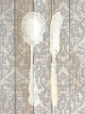 Antique Cutlery 2 by Kimberly Allen