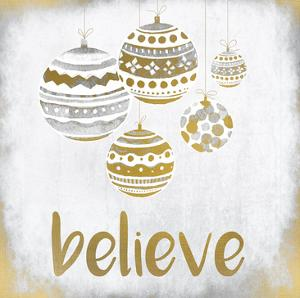 Believe Christmas by Kimberly Allen