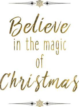 Believe in the Magic v2 by Kimberly Allen