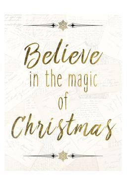 Believe In The Magic by Kimberly Allen