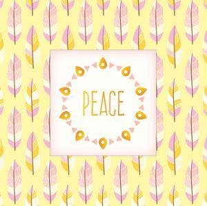 Boho Peace by Kimberly Allen