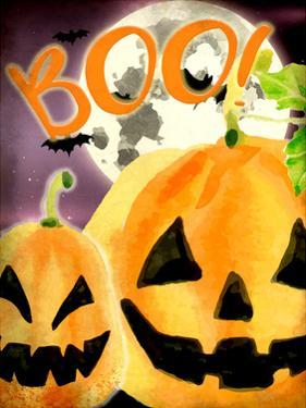 Boo Pumpkins by Kimberly Allen