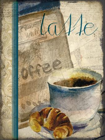 Cafe Latte 2 by Kimberly Allen