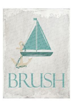Coastal Brush by Kimberly Allen