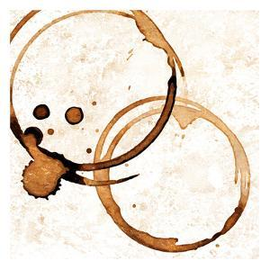 Copper Circles 1 by Kimberly Allen
