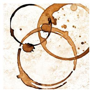 Copper Circles 2 by Kimberly Allen