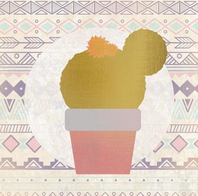 Ethnic Cactus 2 by Kimberly Allen