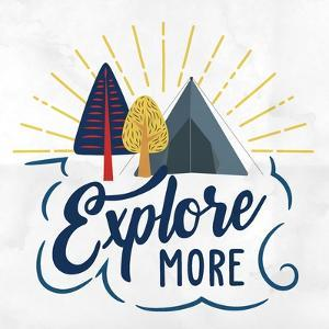 Explore More 1 by Kimberly Allen