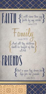 Faith Family Friends Indigo Gold v1 by Kimberly Allen