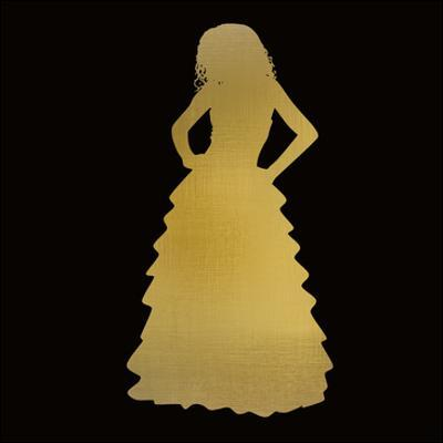 Fashion Silhouette 2 by Kimberly Allen
