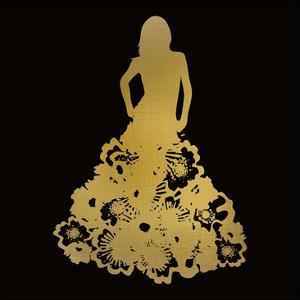 Fashion Silhouhette 1 by Kimberly Allen