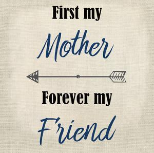 First My Mother by Kimberly Allen