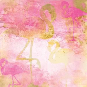Flamingo Pink 1 by Kimberly Allen