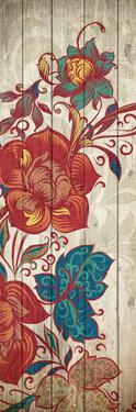 Floral Spice Panel 2 by Kimberly Allen