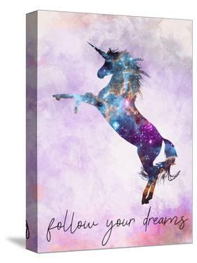 Follow your Dreams Unicorn 3 by Kimberly Allen