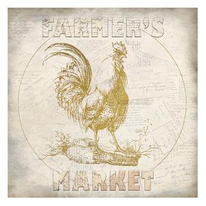 Golden Farmers Market by Kimberly Allen