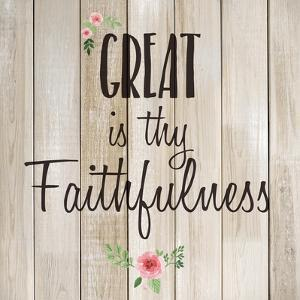 Great is Thy Faithfulness by Kimberly Allen