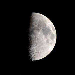 Half Moon by Kimberly Allen