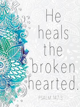 He Heals by Kimberly Allen