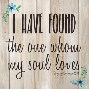 I Have Found by Kimberly Allen