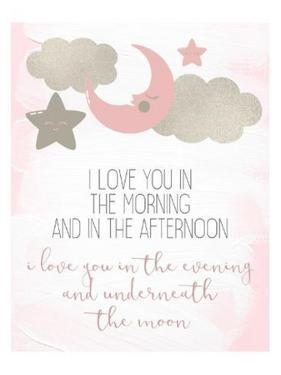 I Love You In Pink by Kimberly Allen