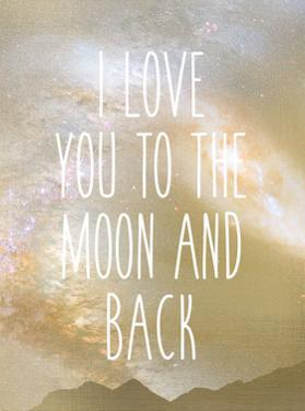 I Love You to the Moon by Kimberly Allen