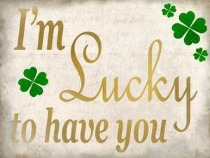 I'm Lucky by Kimberly Allen