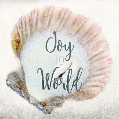 Joy to the World Shell by Kimberly Allen