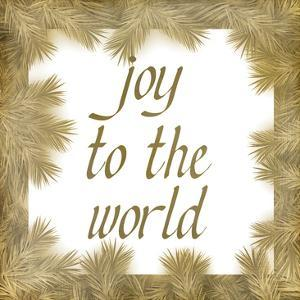 Joy to the World by Kimberly Allen