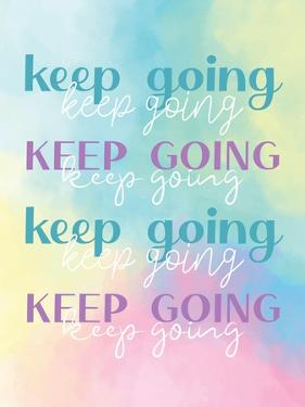 Keep Going by Kimberly Allen