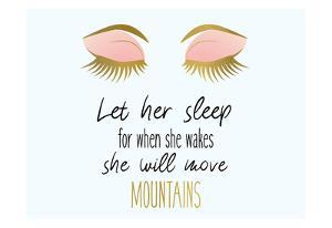 Let her Sleep by Kimberly Allen