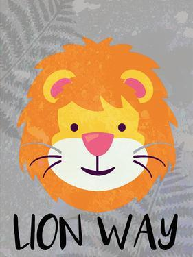 Lion Way by Kimberly Allen
