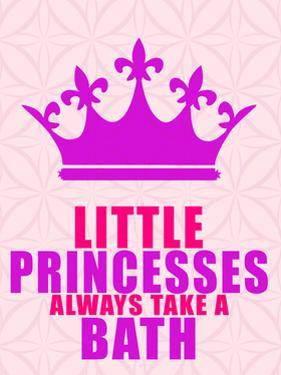 Little Princesses Bath by Kimberly Allen