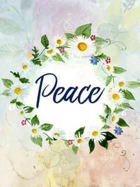 Love Joy Peace 3 by Kimberly Allen