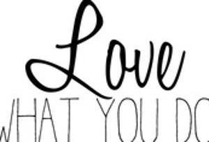 Love What You Do v2 by Kimberly Allen