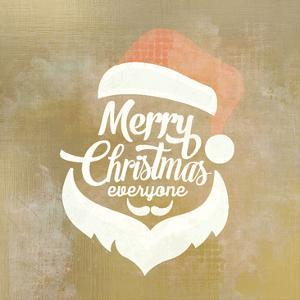 Merry Christmas Everyone by Kimberly Allen