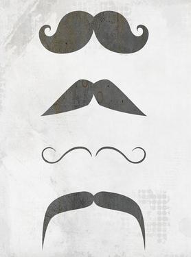 Mustache 1 by Kimberly Allen