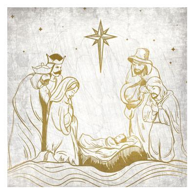Nativity Gold by Kimberly Allen