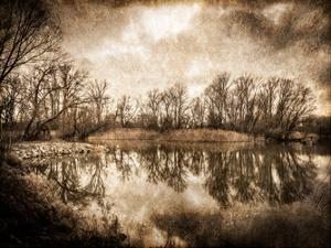 On the River 2 by Kimberly Allen