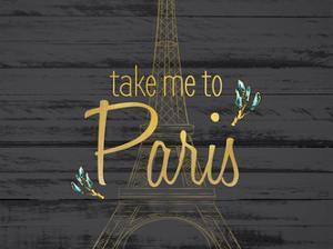 Paris 3 by Kimberly Allen
