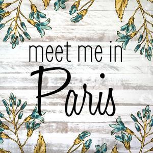 Paris 5 by Kimberly Allen