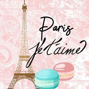 Paris Bonjour 1 by Kimberly Allen