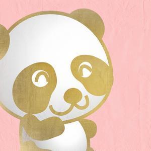 Pink Panda 1 by Kimberly Allen