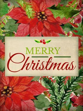 Poinsettia Christmas by Kimberly Allen