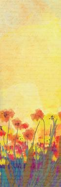 Poppies C by Kimberly Allen