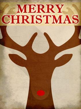 Reindeer Christmas by Kimberly Allen